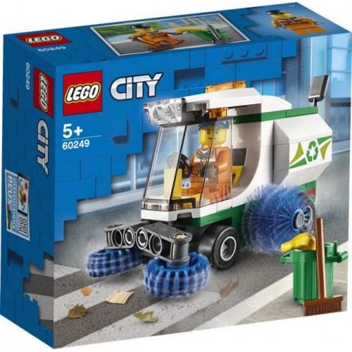 КОНСТРУКТОР LEGO CITY GREAT VEHICLES МАШИНА ДЛЯ ОЧИСТКИ УЛИЦ