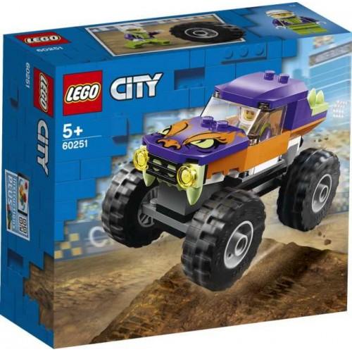 Конструктор Lego City Great vehicles. Монстр-трак